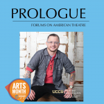 Prologue: Discussion and Book Signing with Dr. P. Carl presented by UCCS Visual and Performing Arts: Theatre and Dance Program at Ent Center for the Arts, Colorado Springs CO