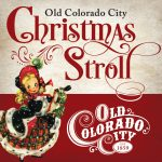 Christmas Stroll presented by Historic Old Colorado City at Old Colorado City, Colorado Springs CO