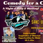 Comedy for a Cause presented by Oxymorons Comedy at ,