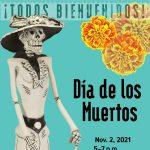 Día de los Muertos Celebration presented by Colorado Springs Fine Arts Center at Colorado College at Colorado Springs Fine Arts Center at Colorado College, Colorado Springs CO
