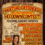 Habitual Offenders Comedy Showcase presented by Loonees Comedy Corner at Loonees Comedy Corner, Colorado Springs CO