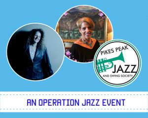 Operation Jazz presented by Pikes Peak Jazz And Swing Society at Lulu's Downstairs, Manitou Springs CO