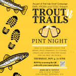 Trout 'N Trails presented by Rocky Mountain Field Institute at Anglers Covey Fly Shop, Colorado Springs CO