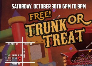 Trunk or Treat presented by Philosophy in the City: Canada Geese Project at ,