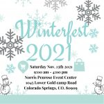 Winterfest Craft & Vendor Fair presented by Ormao celebrates 30 years of expanding the boundaries of dance at Norris Penrose Event Center, Colorado Springs CO
