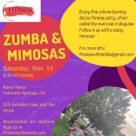 Zumba & Mimosas presented by Ormao celebrates 30 years of expanding the boundaries of dance at ,
