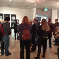 First Friday Downtown Artist/Curator-Led Walking Tours