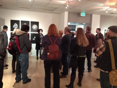 First Friday Downtown Artist/Curator-Led Walking T...