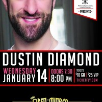 Looness Presents: Dustin Diamond presented by Gold Room at ,