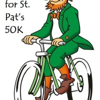 Pedaling for St. Pat's 50K