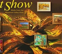 Impressions Art Show by Colorado Springs Art Guild presented by Woodmen Valley Chapel at Woodmen Valley Chapel, Colorado Springs CO