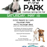 Bark in the Park presented by Hillside Community Center at Hillside Community Center, Colorado Springs CO