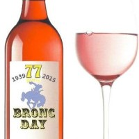 Wine Tasting and Silent Auction presented by Bronc Day Committee at ,