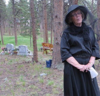 Woodland Park Cemetery Crawl presented by Ute Pass Historical Society at ,