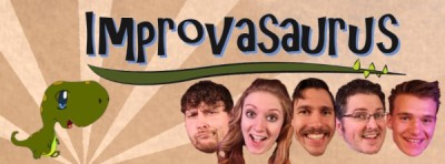 Improvasaurus Night of Family Friendly Comedy presented by Improvasaurus at Cottonwood Center for the Arts, Colorado Springs CO