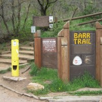 Barr Trail Project