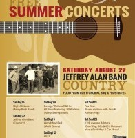 Gold Hill Mesa Summer Concert Series