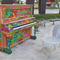 Pretty Pianos Unveiling