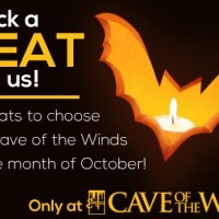 Choose from three treats in October, or, choose them all!