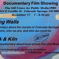 Talking Walls and Spark & Kiln