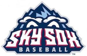 Colorado Springs Sky Sox Baseball