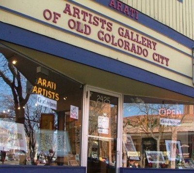 Arati Artists Gallery located in Colorado Springs CO