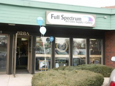 Full Spectrum Art Glass Supply & Gallery