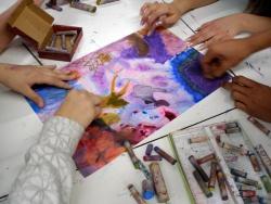 Colorado Springs School Gallery at Louisa located in Colorado Springs CO