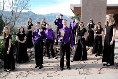 Pikes Peak Youth Ringers located in Colorado Springs CO