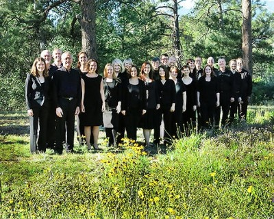Chamber Singers of The Colorado Springs Choral Society located in Colorado Springs CO