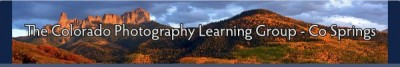 Colorado Photography Learning Group located in Colorado Springs CO
