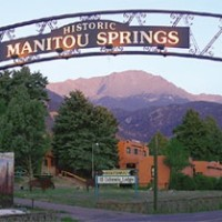 Historic Manitou Springs located in Manitou Springs CO