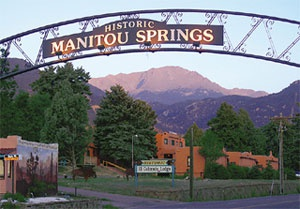 Historic Manitou Springs
