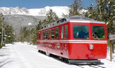 Broadmoor's Pikes Peak Cog Railway