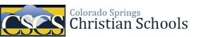 Colorado Springs Christian Schools