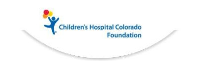 Children's Hospital Colorado Foundation located in Colorado Springs CO