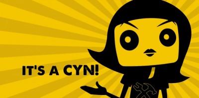 it's a CYN! it's a CYN!