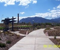 America the Beautiful Park located in Colorado Springs CO