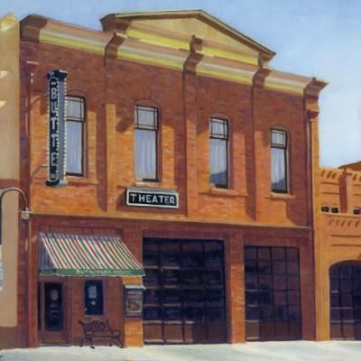 Butte Theatre located in Cripple Creek CO