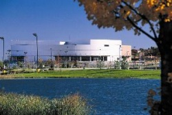 The Broadmoor World Arena located in Colorado Springs CO