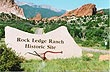 Rock Ledge Ranch Historic Site located in Colorado Springs CO