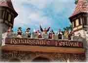 Colorado Renaissance Festival Grounds located in Larkspur CO