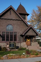 All Souls Unitarian Universalist Church located in Colorado Springs CO