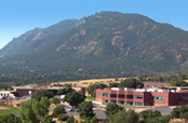 Cheyenne Mountain High School Auditorium
